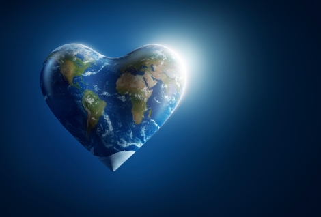 heart-globe