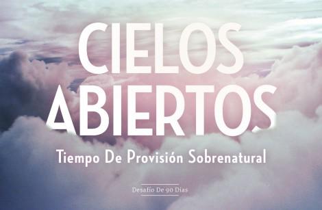 Cielos Abiertos Tiempo De Provisión Sobrenatural_t