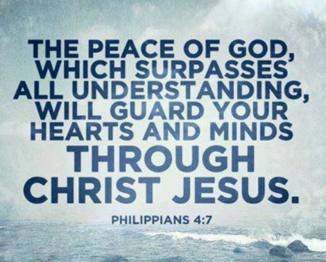 Image result for image peace of God which surpasses understanding