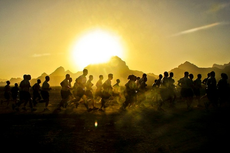 team-run